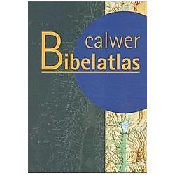 Calwer Bibelatlas. Wolfgang Zwickel  - Buch