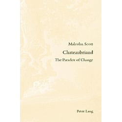 Chateaubriand. Malcolm Scott  - Buch