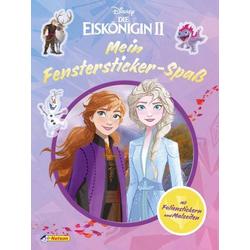 Disney Die Eiskönigin 2: Malbuch mit F