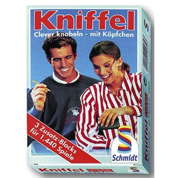Schmidt Kniffel Würfelspiel