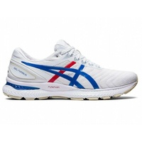 ASICS Gel-Nimbus 22 W white/electric blue 39,5