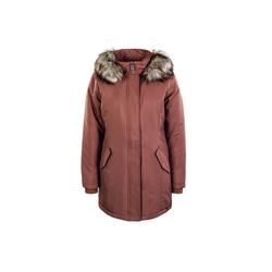 Only Wintermantel Katy Parka Coat Burlwood M