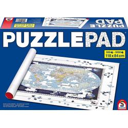 Schmidt Spiele Puzzlematte Puzzle Pad für Puzzles bis 3.000 Teile