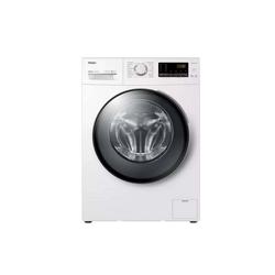 Haier Waschmaschine HW80-BP1439N, 8 kg, 1400 U/min, Mengenautomatik, EEK A, Kindersicherung, Inverter Motor