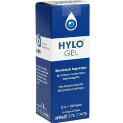 HYLO-GEL befeuchtende Augentropfen