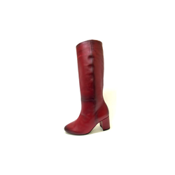 Stiefel Gabor rot