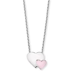 Herzengel Kette mit Anhänger Kette Herzen, HEN-13-HEARTS, mit Emaille