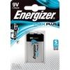 Energizer Max Plus 9V Block-Batterie Alkali-Mangan 9V 1St.