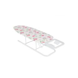 ONVAYA Tischbügelbrett Tischbügelbrett, Mini Bügelbrett, Bügeltisch, Kleines, platzsparendes Bügelbrett rosa