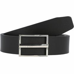 Boss Cen Gürtel Leder black 85 cm