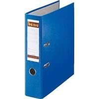 Bene Ordner DIN A4 Rückenbreite: 80mm Blau 2 Bügel
