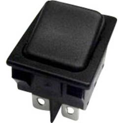 SCI Wippschalter R13-117C-01 250 V/AC 10A 1 x Ein/Ein rastend