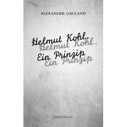 Helmut Kohl als Buch von Alexander Gauland