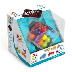 Smart Games Spiel, Logikspiel Cube Puzzler PRO bunt