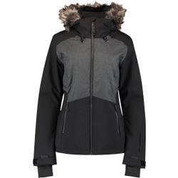 O'Neill - Pw Halite Jacket W Black Out - Skijacken - Größe: L