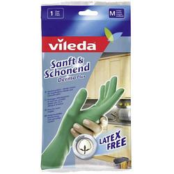 Gummi-Handschuhe Dermo Plus M 1 Paar 665