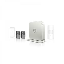 3G-Guard Funk GSM SMS Alarmanlage, kabellose Alarmssystem, Einbruchmeldeanlage
