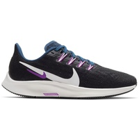 Nike Air Zoom Pegasus 36 W black/summit white/valerian blue/vivid purple 40