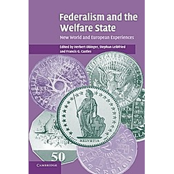 Federalism and the Welfare State - Buch