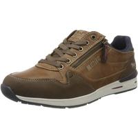 MUSTANG Shoes 4154304 333 Hellbraun Sneaker 42