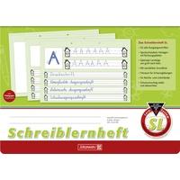 Brunnen Schreiblernheft A4 Lineatur SL 16 Blatt