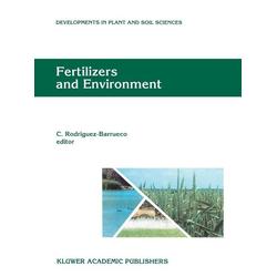 Fertilizers and Environment: eBook von