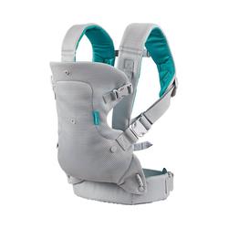 Infantino BKids Babytrage Babytrage Flip 4-In-1 Light & Airy