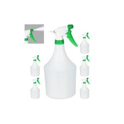 relaxdays Sprühflasche 6x Sprühflasche in Grün