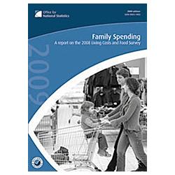 Family Spending 2009 - Buch