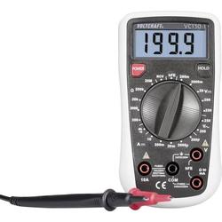 VOLTCRAFT VC130-1 Hand-Multimeter digital CAT III 250V Anzeige (Counts): 2000