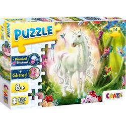 CRAZE Puzzle Magic Forest 30257