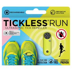 TickLess RUN - Neongrün