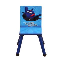 Natsen Stuhl Kinderstuhl Holzstuhl Stuhl für Kinder Super Wings ''Chase''