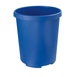 HAN Großpapierkorb KLASSIK XXL 1836-14 50l Griffmulden blau