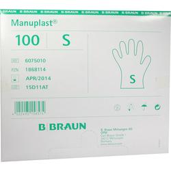 Manuplast Einmal Handschuhe PE Klein