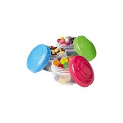 "sistema Frischhaltedose 3-tlg. Mini Frischhalteboxen Set ""Mini Bites"" mit"