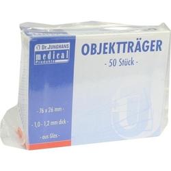 OBJEKTTRÄGER 26x76 mm 50 St.