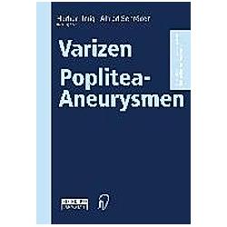 Varizen · Poplitea-Aneurysmen - Buch