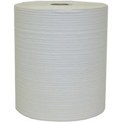 Startex Wischtuch-Papierrolle, 4-lagig, weiß, 30 x 38 cm, 1 Paket = 1 Rolle = 700 Blatt