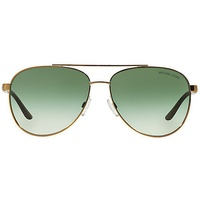 Michael Kors Hvar 5007 10432L gold-brown / green gradient
