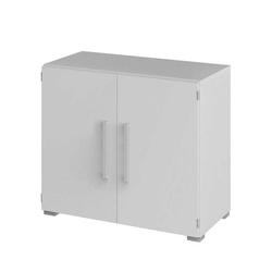 Ordnerschrank in Weiß 80 cm