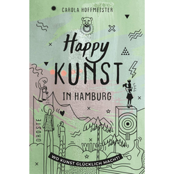 Happy Kunst in Hamburg - Sachbuch