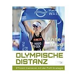 Olympische Distanz. Anne Haug  - Buch