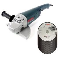 Bosch GWS 22-230 JH Professional inkl. 25 Trennscheiben