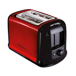Moulinex Toaster LT261D subito rot/schwarz