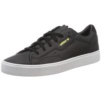 adidas Sleek black/ white, 40.5