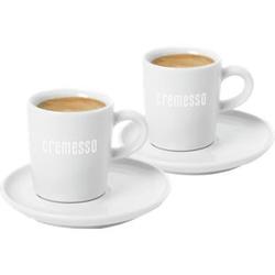 Cremesso Espressotassen 2er Set
