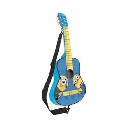 Lexibook® Saiten Minions - Akustikgitarre, 78cm