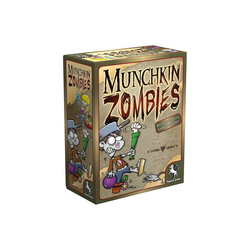 Pegasus Spiel, Munchkin Zombies 1+2