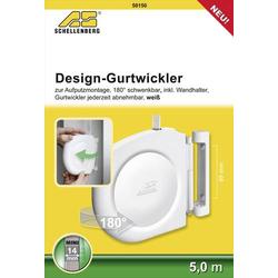 Schellenberg 50150 Gurtwickler Aufputz Passend für Schellenberg Mini